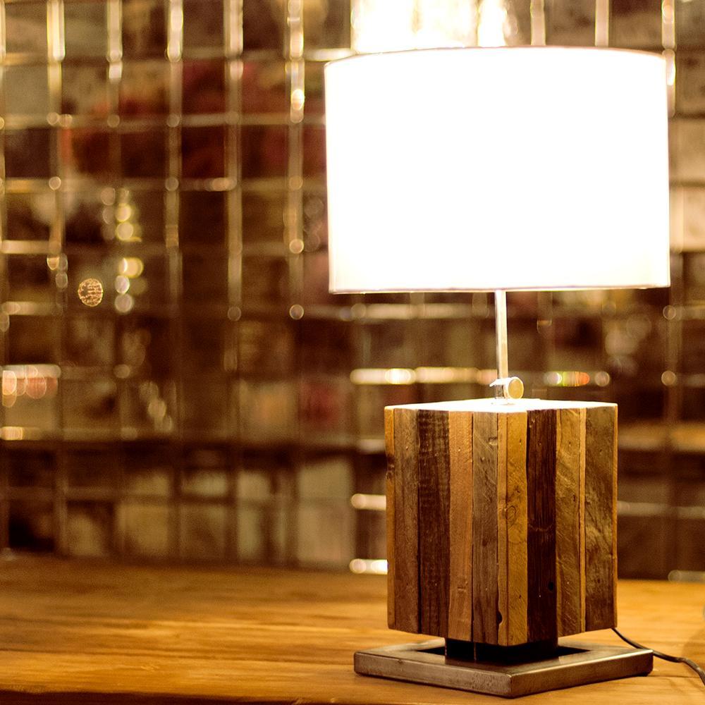 nic duysens stehlampe holz wei stehleuchte stehlampe ebay. Black Bedroom Furniture Sets. Home Design Ideas