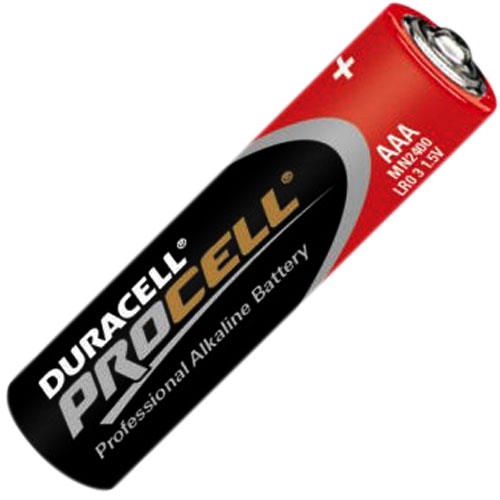 duracell procell aaa micro mn2400 batterien 50 st ck ebay. Black Bedroom Furniture Sets. Home Design Ideas